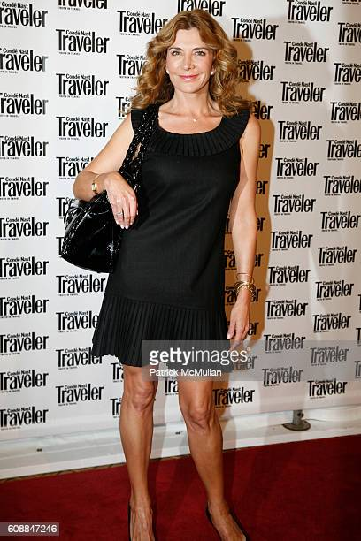 Natasha Richardson attends CONDE NAST TRAVELER Readers' Choice Awards & 20TH Anniversary Party at Cooper-Hewitt National Design Museum on October 10,...