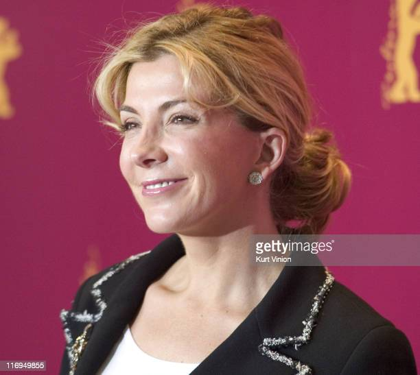 Natasha Richardson during 55th Berlin International Film Festival Asylum Press Conference in Berlin Germany