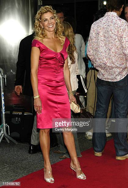Natasha Richardson during Asylum New York Premiere Arrivals at MGM Screening Room in New York City New York United States