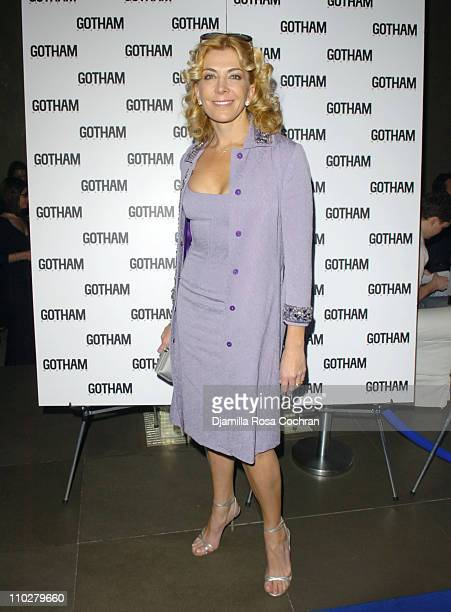 Natasha Richardson during Gotham Magazine Celebrates Natasha Richardson - December 5, 2005 at Royalton in New York City, New York, United States.