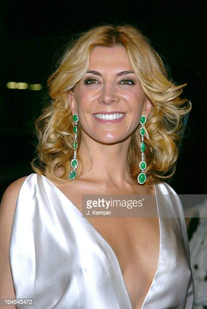 Natasha Richardson during Merchant Ivory's The White Countess New York City Premiere Arrivals at The Paris Theatre in New York City New York United...