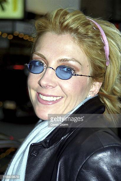"Natasha Richardson during Natasha Richardson exits ""Closer to Blows"" - April 18, 1999 at Natasha Richardson exits ""Closer to Blows"", Broadway, NYC in..."