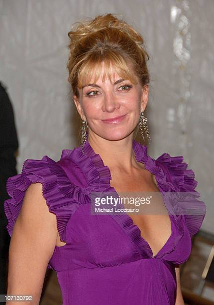 "Natasha Richardson during ""Poiret: King of Fashion"" Costume Institute Gala at The Metropolitan Museum of Art - Departures at The Metropolitan Museum..."