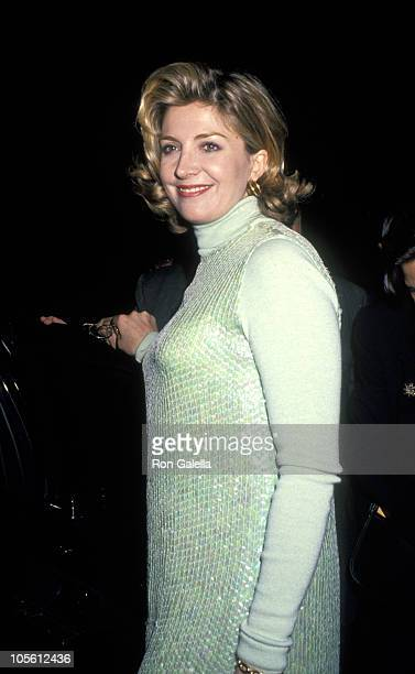 "Natasha Richardson during Premiere of ""Nell"" Event at Beverly Hilton Hotel at Beverly Hilton Hotel in Beverly Hills, California, United States."