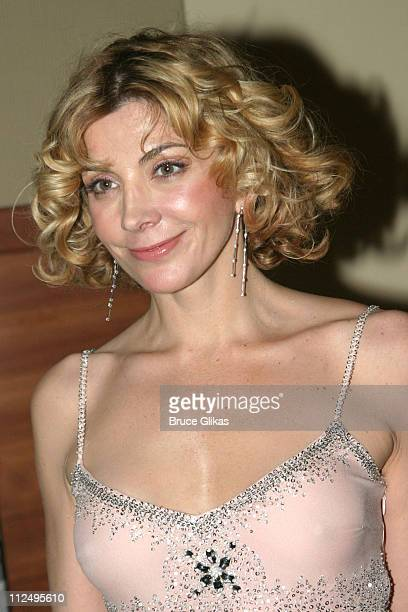 Natasha Richardson during Roundabout Theatre Company's 2005 Spring Gala Celebration at Pier 60 at Chelsea Piers in New York, NY, United States.