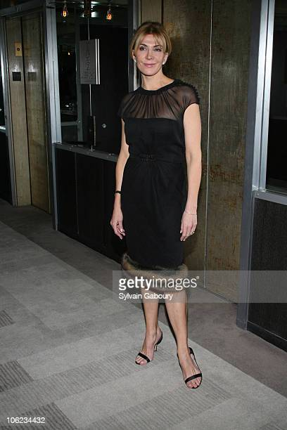 "Natasha Richardson during ""Seraphim Falls"" After Party Hosted by The Cinema Society at Soho Grand Penthouse at 310 West Broadway in New York City,..."