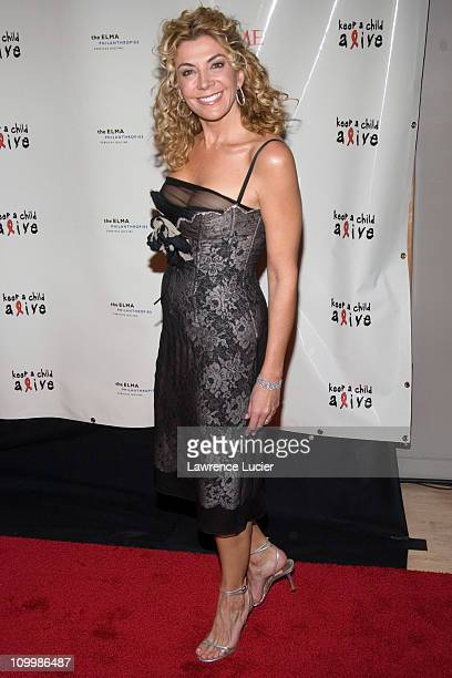 Natasha Richardson during The Black Ball Hosted by Alicia Keys and Benefiting the Keep a Child Alive Foundation at Frederick P. Rose Hall at Jazz at...
