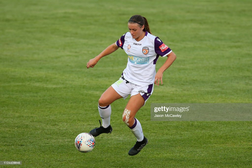 W-League Rd 13 - Western Sydney v Perth : News Photo