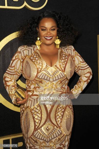 Natasha Rothwell arrives at HBO's Official 2018 Emmy After Party on September 17 2018 in Los Angeles California