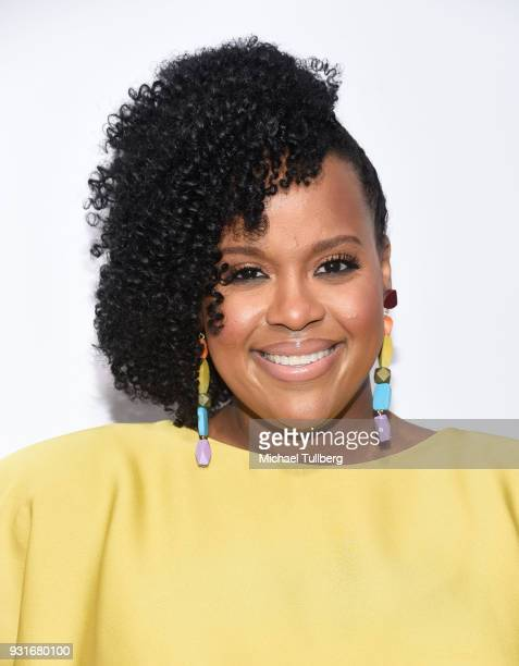 Natasha Rothwell attends a special screening of 20th Century Fox's Love Simon at Westfield Century City on March 13 2018 in Los Angeles California