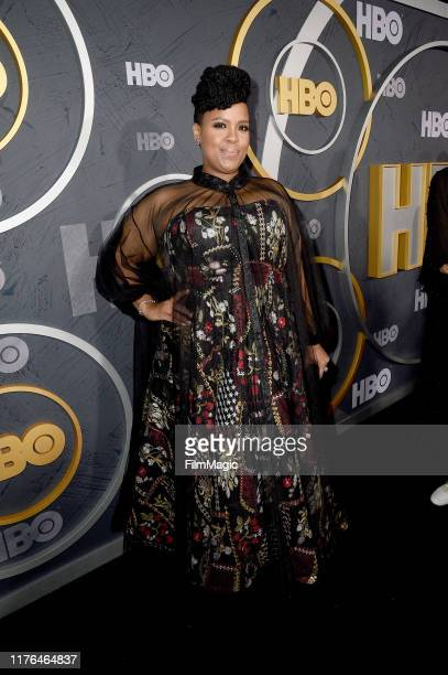 Natasha Rothwell attends HBO's Official 2019 Emmy After Party on September 22 2019 in Los Angeles California