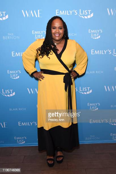 Natasha Rothwell attends Raising Our Voices Supporting More Women in Hollywood Politics at Four Seasons Hotel Los Angeles in Beverly Hills on...