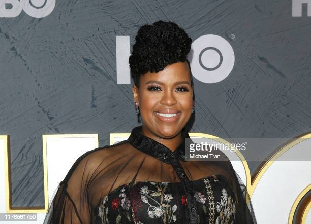 Natasha Rothwell attends the HBO's Post Emmy Awards reception held at The Pacific Design Center on September 22 2019 in Los Angeles California