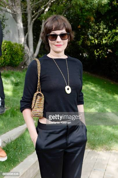 Natasha Wagner attends the annual HEART Brunch featuring Stella McCartney on April 18 2017 in Los Angeles California
