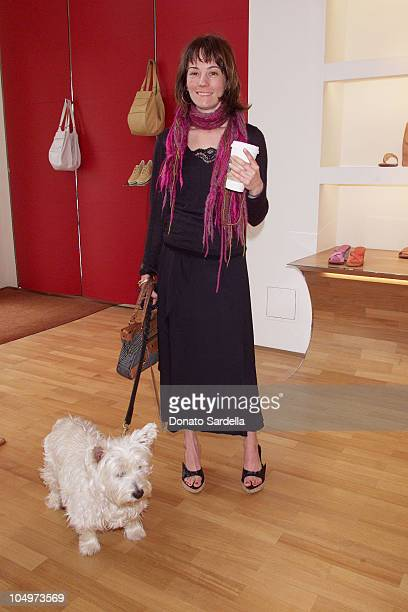 Natasha Wagner during Hogan Trunk Show To Benefit The Fullfuillment Fund in Los Angeles California United States