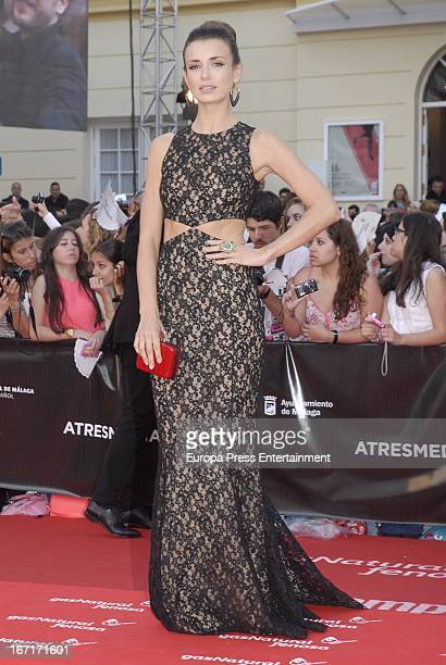 Natasha Yarovenko attends 16th Malaga Film Festival 2013 on April 20 2013 in Malaga Spain