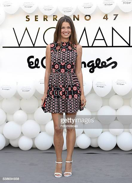 Natasha Yarovenko attends the El Corte Ingles 'Serrano 47 Women' presentation on June 7 2016 in Madrid Spain