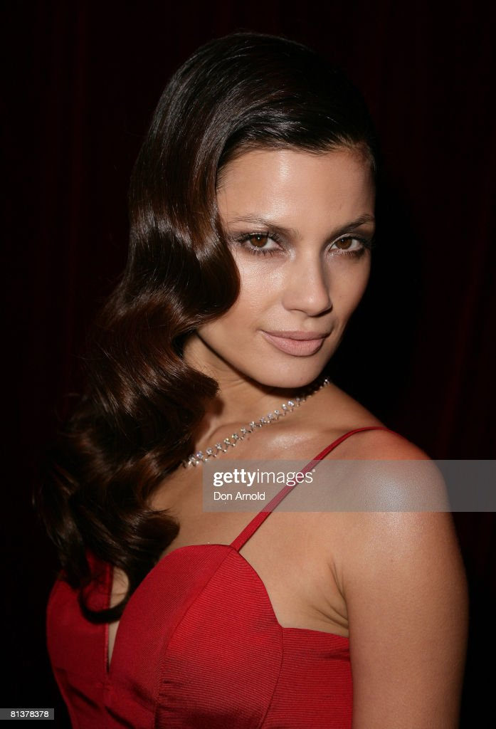 Natassia Scarlet Malthe attends the VIP private view of