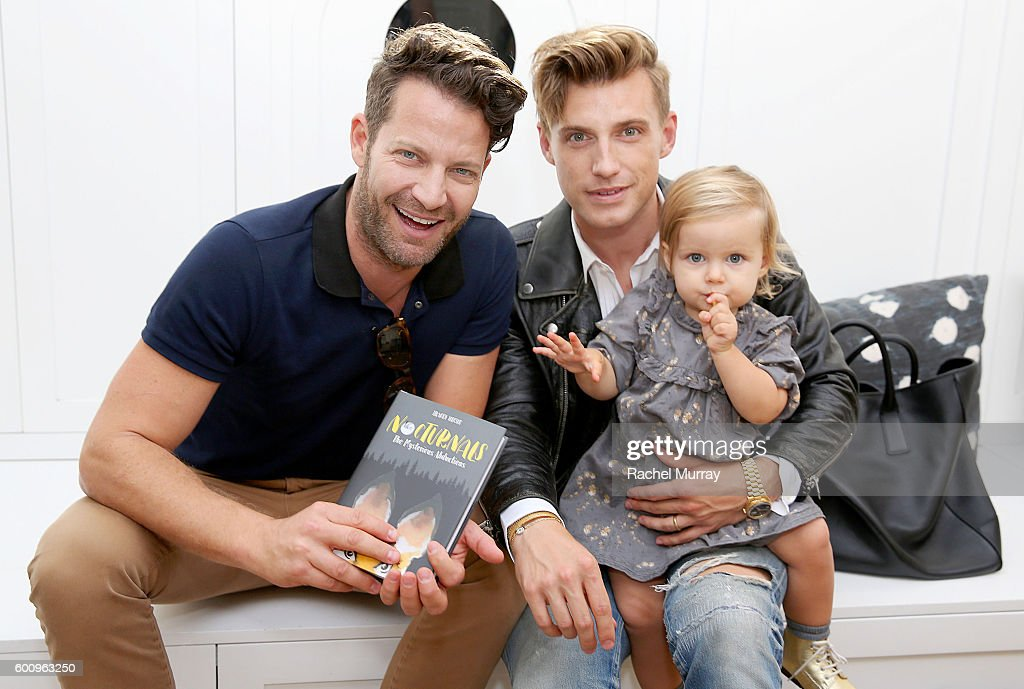 "Nate Berkus And Jeremiah Brent Host A Celebration For Tracey Hecht's New Book Series ""The Nocturnals"""