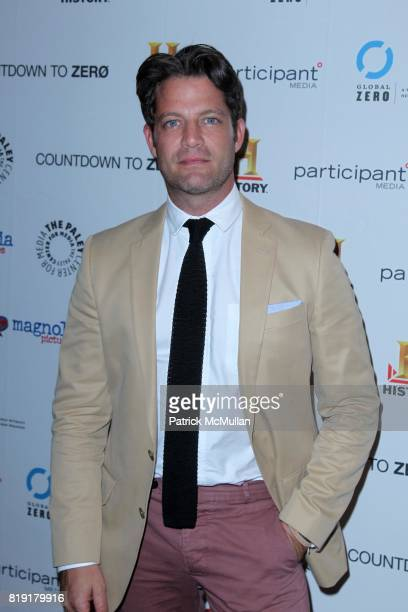 Nate Berkus attend PALEY CENTER FOR THE MEDIA Hots the New York Premiere of MAGNOLIA PICTURES' COUNTDOWN TO ZERO at Paley Center for the Media on...