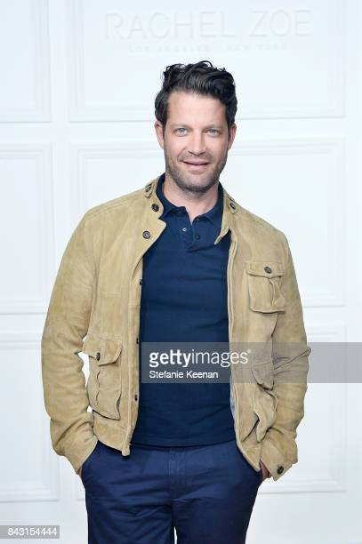 Nate Berkus attends Rachel Zoe SS18 Presentation at Sunset Tower Hotel on September 5 2017 in West Hollywood California
