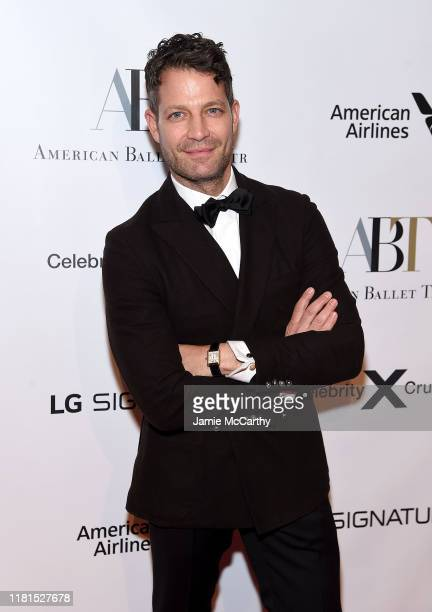 Nate Berkus attends the American Ballet Theatre 2019 Fall Gala at David H Koch Theater at Lincoln Center on October 16 2019 in New York City