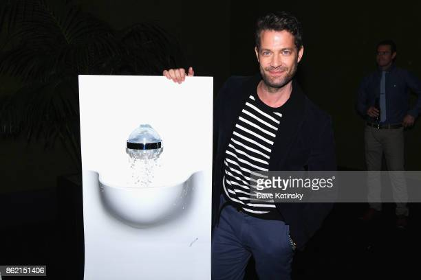 Nate Berkus attends the Design Forward with Delta Faucet at Cooper Hewitt Smithsonian Design Museum on October 16 2017 in New York City