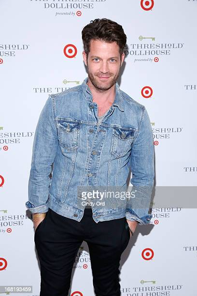 Nate Berkus attends the Target Dollhouse event at Grand Central Station Vanderbilt Hall on May 6 2013 in New York City