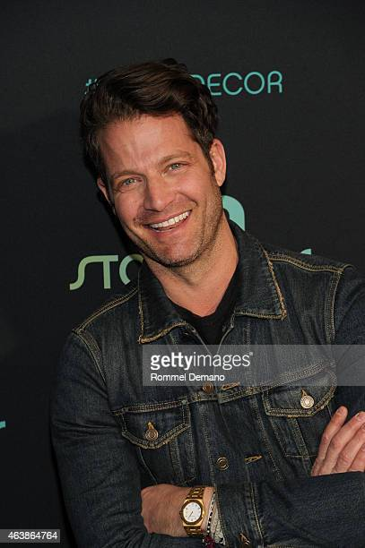 Nate Berkus attends Unstopables Launch Event at Maison 24 on February 19 2015 in New York City