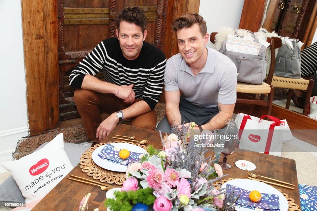Nate Berkus, Jeremiah Brent and family team up with Huggies to launch Huggies Made by You, its first-ever personalized diaper. Available exclusively online at HuggiesMadeByYou.com.