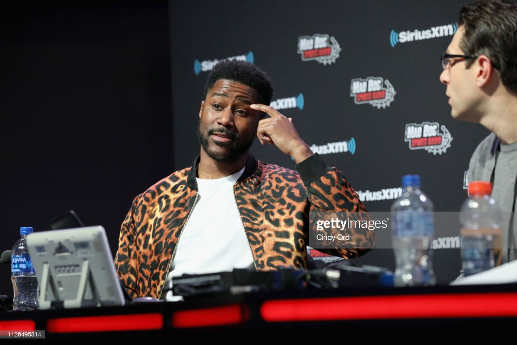 SiriusXM At Super Bowl LIII : News Photo