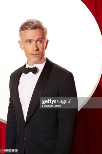 Nate Clark attends the 22nd Costume Designers Guild Awards at The Beverly Hilton Hotel on January 28 2020 in Beverly Hills California