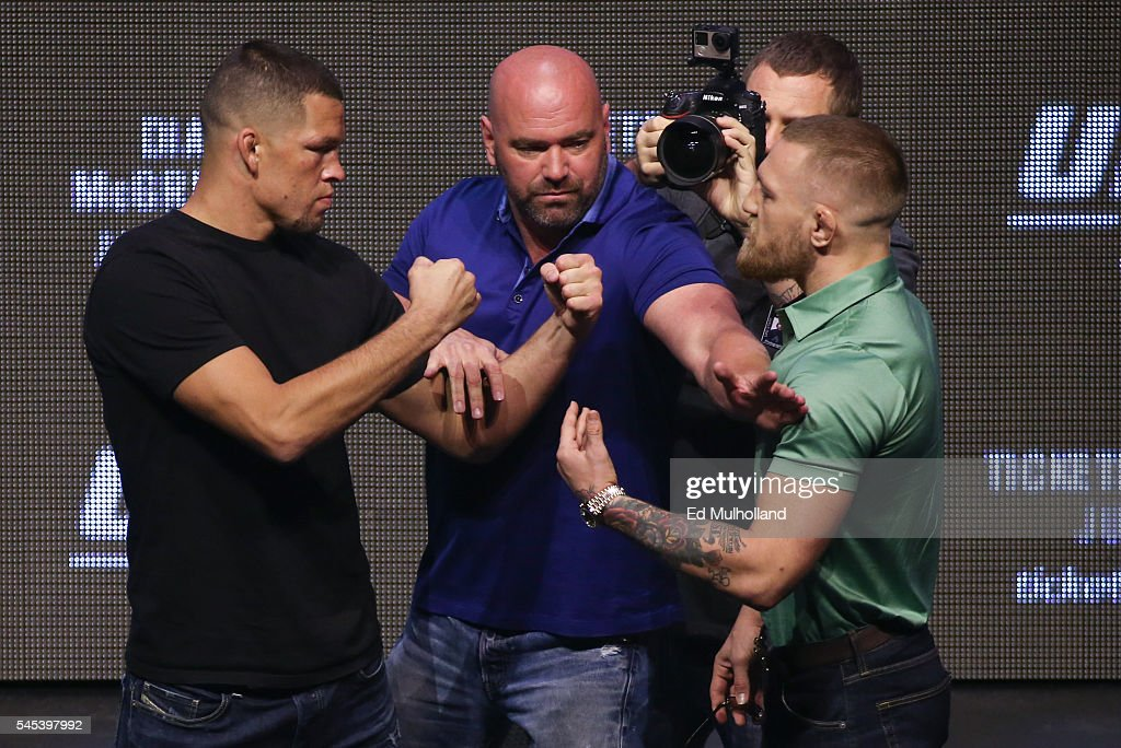 UFC 202 - Press Conference