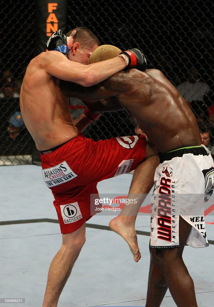 Nate Diaz def. Melvin Guillard - Submission - 2:13 round 2 during ...