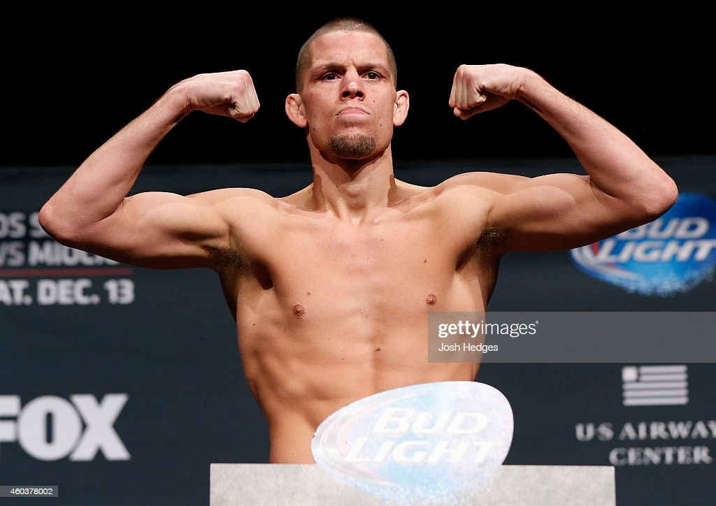 UFC Fight Night - Weigh-Ins