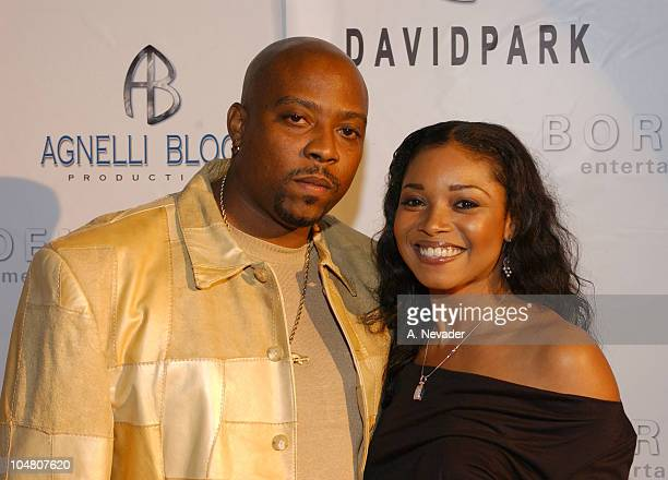 Nate Dogg and Tamala Jones during Style by the Shore Fashion Show to Benefit Save the Bay Malibu Arrivals at 21942 Pacific Coast Highway in Malibu...