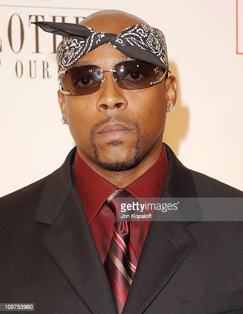 Nate Dogg during Life & Style Magazine Presents Stylemakers 2005 - Arrivals at Montmartre Lounge in Hollywood, California, United States.