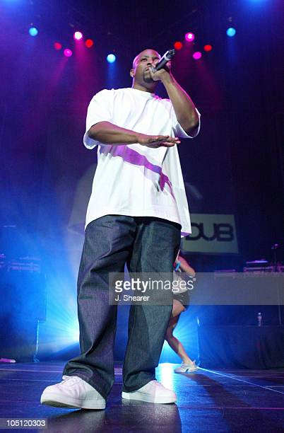 "Nate Dogg during Power 106 ""Powerhouse"" Concert 2003 at Arrowhead Pond in Anaheim, California, United States."