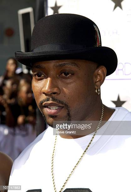 Nate Dogg during The 3rd Annual BET Awards Arrivals at The Kodak Theater in Hollywood California United States