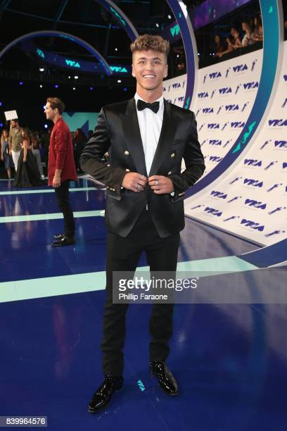Nate Garner attends the 2017 MTV Video Music Awards at The Forum on August 27 2017 in Inglewood California