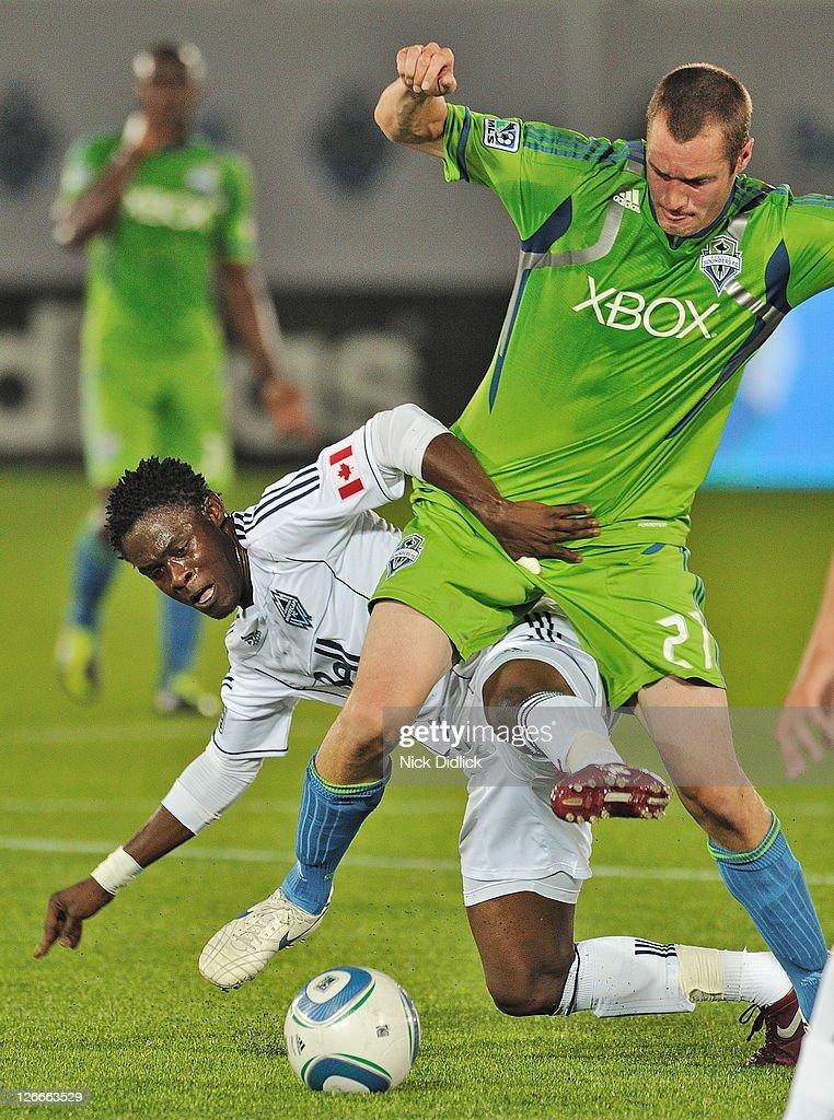 Seattle Sounders FC v Vancouver Whitecaps FC