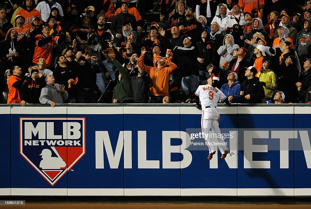 New York Yankees v Baltimore Orioles - Game One : News Photo