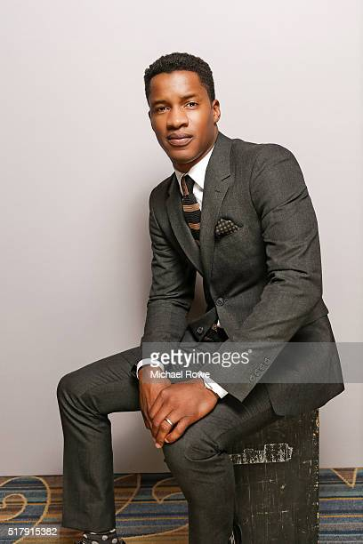 Nate Parker is photographed at the 2016 Black Women in Hollywood Luncheon for Essencecom on February 25 2016 in Los Angeles California