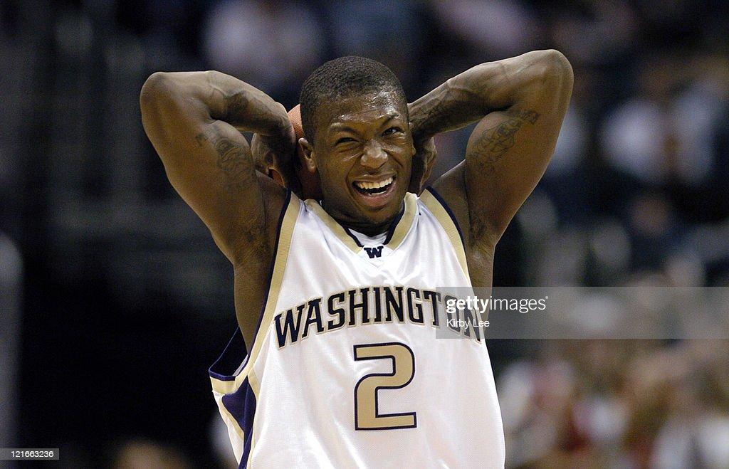 NCAA 2005 Pac 10 Men's Tournament - Semifinals - Washington vs Stanford