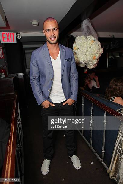 Nate Ryan attends the MIAMI MONKEY Premiere Party Presented By JustJenn Productions And The Weinstein Company at 49 Grove on September 8 2013 in New...
