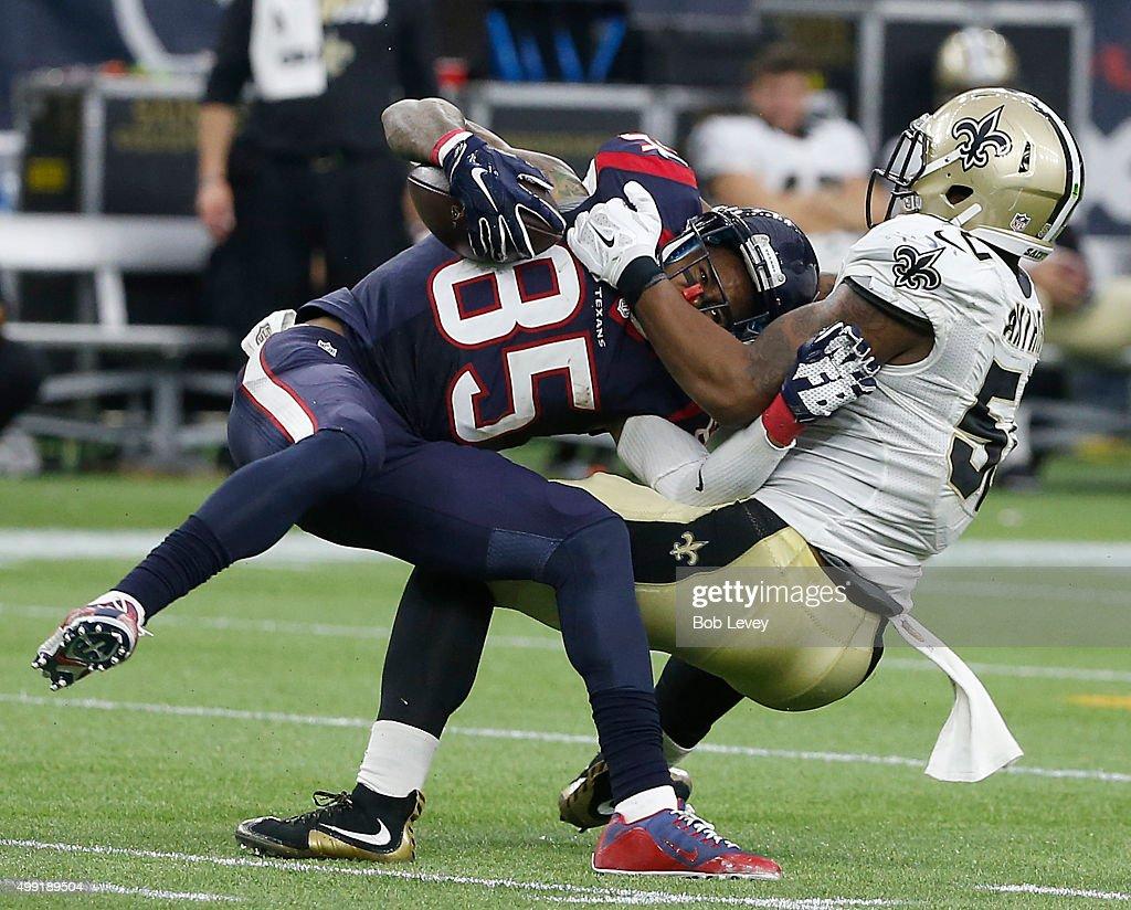 New Orleans Saints v Houston Texans