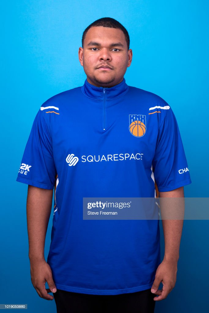 Knicks Gaming Headshots