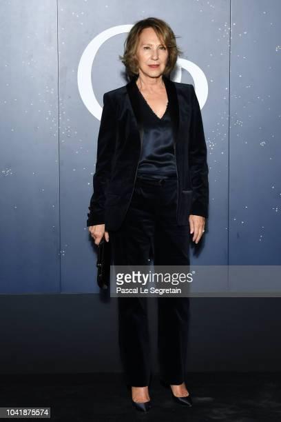 Nathalie Baye attends the Opening Season Paris Opera Ballet Gala as part of the Paris Fashion Week Womenswear Spring/Summer 2019 on September 27,...