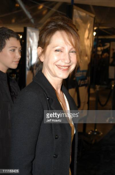 Nathalie Baye during Dreamworks Premiere of Catch Me If You Can at Mann Village Theater in Westwood, California, United States.