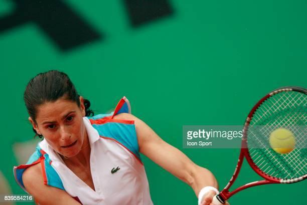 Nathalie DECHY Roland Garros 2006 Jour 5
